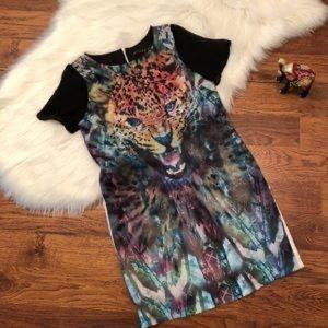 Potters Pot leopard dress